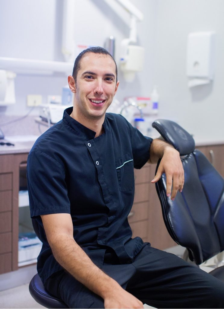 Oral Health Therapist - David Radisavljevic | Mary River Dental